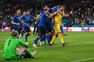 L'Italia batte l'Inghilterra a Euro 2020, la supera nel ranking FIFA e vola al 4° posto