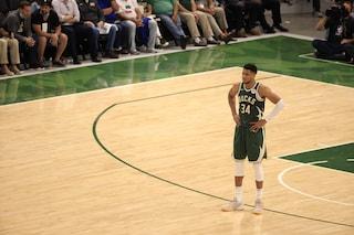 Il dominio totale di Giannis Antetokounmpo nei Playoffs NBA
