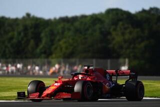 Formula 1 Sprint Race GP Silverstone: orari TV8 e Sky, dove vederla