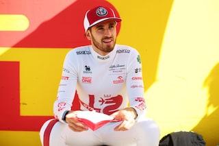 La Ferrari non sceglierà più un pilota dell'Alfa Romeo in F1 dal 2022: Giovinazzi a rischio