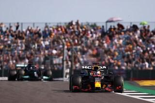Verstappen vince la prima Qualifica Sprint di Formula 1: sua la pole del GP di Silverstone