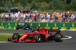 Strategia Ferrari sotto accusa a Silverstone: il mancato azzardo che è costato la vittoria a Leclerc