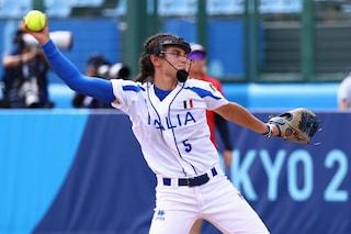 Le Olimpiadi dell'Italia iniziano con una sconfitta: azzurre ko contro gli Usa nel softball