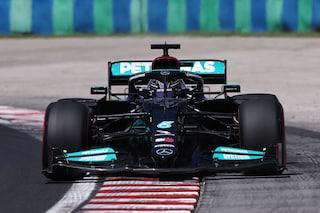 F1, GP Ungheria prove libere 3: Hamilton precede Verstappen, quarto Sainz e quinto Leclerc