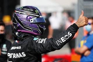 La griglia di partenza del GP Ungheria di Formula 1: Hamilton in pole