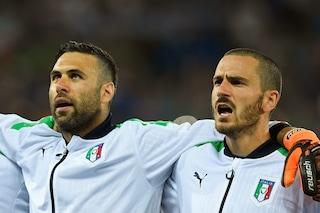 """Sirigu pressato da Bonucci: """"Ha lanciato una petizione su Instagram per convincermi"""""""