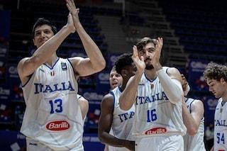 Italia-Serbia oggi al Preolimpico di basket: orario e dove vederla in diretta TV e streaming