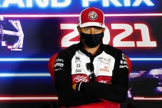 """Raikkonen bacchetta l'Alfa Romeo: """"Basta scuse! Svegliatevi!"""""""