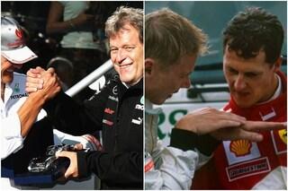 Michael Schumacher trattava in segreto con McLaren mentre era in Ferrari
