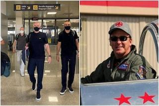 Mourinho in volo per Roma, il pilota è il presidente Friedkin