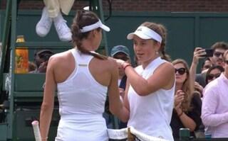 """La lite furiosa a Wimbledon fa il giro del mondo: """"Sei una bugiarda"""", """"Parli tu che sei la peggiore"""""""