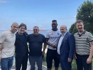 Balotelli all'Adana Demirspor, è ufficiale: stipendio monstre in Turchia