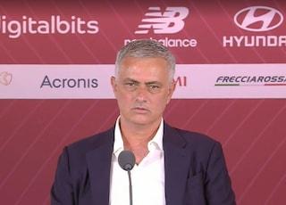 I convocati della Roma per il ritiro: Mourinho ne fa subito fuori quattro