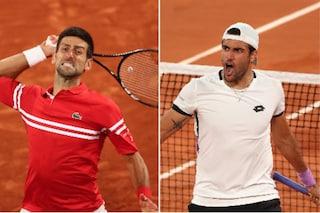 Berrettini è l'incubo di Djokovic: il precedente che preoccupa Nole prima della finale di Wimbledon