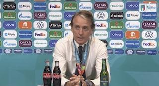 """Mancini dedica la vittoria a Paolo Mantovani e ai sampdoriani: """"Un pezzo di questa coppa è loro"""""""