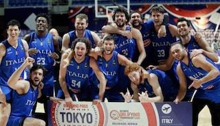 Basket alle Olimpiadi 2021: quando gioca l'Italia, calendario con orari partite e gironi