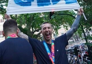 Bernardeschi continua la festa: dopo il trionfo agli Europei oggi si sposa col suo grande amore