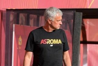 La prima Roma di Mourinho travolge il Montecatini: ritorno al gol per Zaniolo
