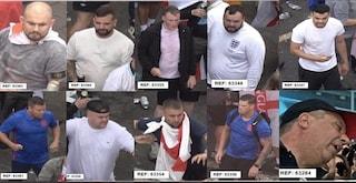 La polizia chiede aiuto per trovare i tifosi coinvolti negli incidenti della finale degli Europei