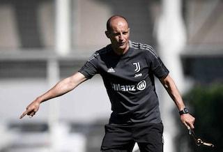 Il ritorno di Allegri sulla panchina della Juve: contro il Cesena la prima amichevole