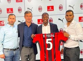 """""""Non ci credevo"""": Ballo-Touré si presenta al Milan e racconta la telefonata di Maldini"""