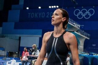 Federica Pellegrini in finale dei 200 sl per la quinta volta di fila alle Olimpiadi