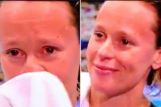 """Federica Pellegrini in lacrime, la sua finale vale come una medaglia: """"È la mia ultima Olimpiade"""""""