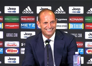 Le notizie che ha dato Allegri nella prima conferenza alla Juve: da Cristiano Ronaldo a Dybala