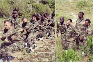 """""""Operation Commando"""": la preparazione fisica in stile militare della squadra di Ligue 1"""