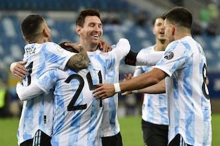 Argentina-Ecuador di Copa America dove vederla in TV su Sky o in streaming: canale e orario