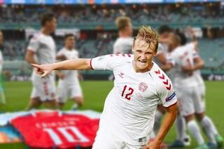 Il sogno della Danimarca continua in semifinale: Delaney e Dolberg fermano la Repubblica Ceca