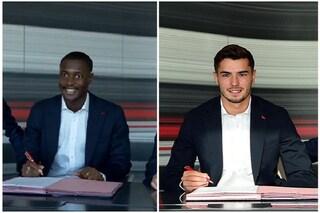 Ufficiali Ballo-Tourè e Brahim Diaz: salgono a 11 gli acquisti per il nuovo Milan di Pioli