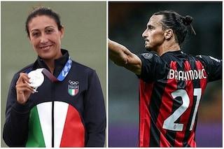 Dal buio alla medaglia, il viaggio olimpico di Diana Bacosi nel segno di Ibrahimovic