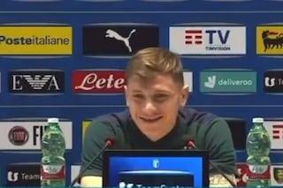"""Barella anticipa Italia-Spagna: """"La nostra forza è il gruppo, vogliamo arrivare in finale"""""""