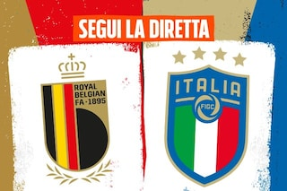 Europei 2021, l'Italia vince contro il Belgio 2-1 e vola in semifinale contro la Spagna