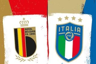 Belgio-Italia in TV sulla Rai: orario, stadio e dove vedere la partita degli quarti degli Europei