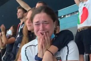 Benedetta Pilato scoppia a piangere senza freni: le sue lacrime per Martinenghi