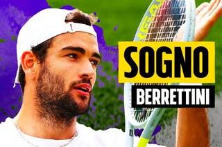 Finale Wimbledon 2021 su TV8, oggi Berrettini-Djokovic: a che ora e dove vederla in chiaro