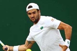 Berrettini-Ivashka il 5 luglio in TV a Wimbledon: orario e diretta streaming