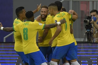 Argentina-Brasile dove vederla in TV e streaming: orario e canale della finale di Copa America