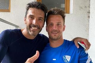"""""""La foto di Buffon fa scalpore"""": in Germania sollevano un polverone"""