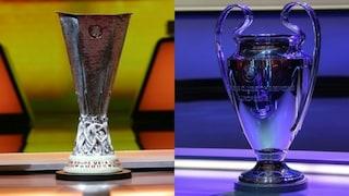 Dove si giocheranno le finali di Champions League e Europa League dal 2022 al 2025