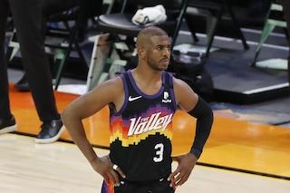 NBA Finals: Phoenix inizia nel segno di Chris Paul e vince gara 1 contro Milwaukee, 118-105