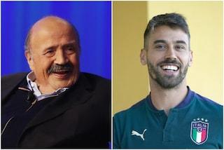 """Maurizio Costanzo è già al lavoro per la Roma, la proposta: """"Intestiamo uno stadio a Spinazzola"""""""