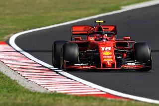 Ferrari favorita segreta nel GP d'Ungheria: occhio al meteo