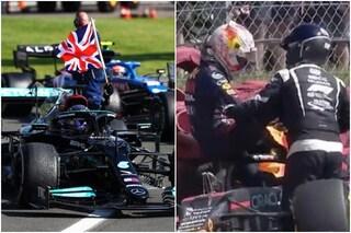 """Mercedes risponde alle accuse di Verstappen: """"Non avremmo mai festeggiato se si fosse infortunato"""""""