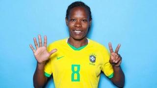 Formiga da record a Tokyo 2020: nessuno come la calciatrice del Brasile nella storia delle Olimpiadi