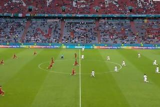 Italia inginocchiata contro il Belgio: Lukaku ringrazia gli azzurri