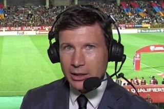 Alberto Rimedio positivo al Covid: la Rai cambierà telecronista per la finale Italia-Inghilterra