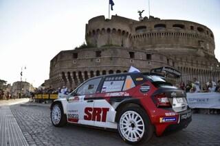 Torna il Rally di Roma Capitale dal 23 al 25 luglio 2021: una sfida tra sport e sostenibilità